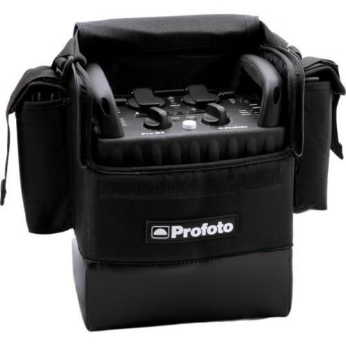 Bolsa con generador Profoto Pro-B4 dentro
