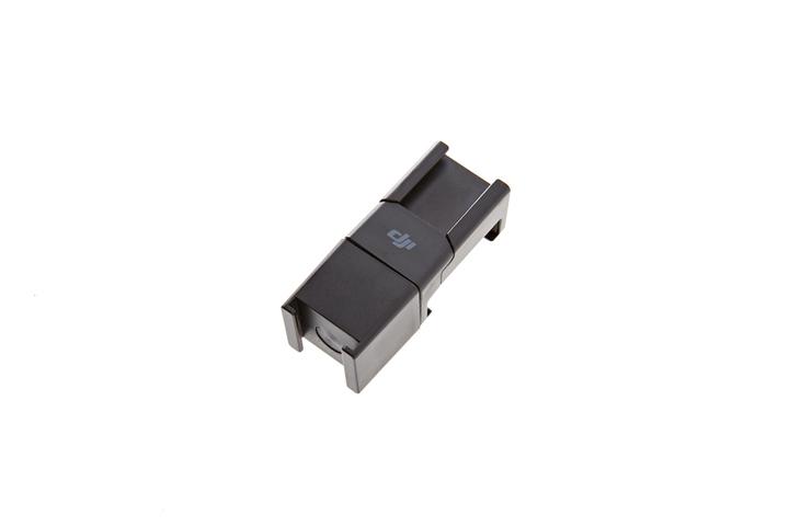 Soporte de micrófono con liberación rápida 360º DJI Osmo