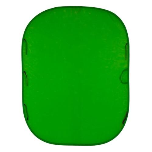 Fondo plegable Chromakey Verde Lastolite de 1.8 x 2.1 m