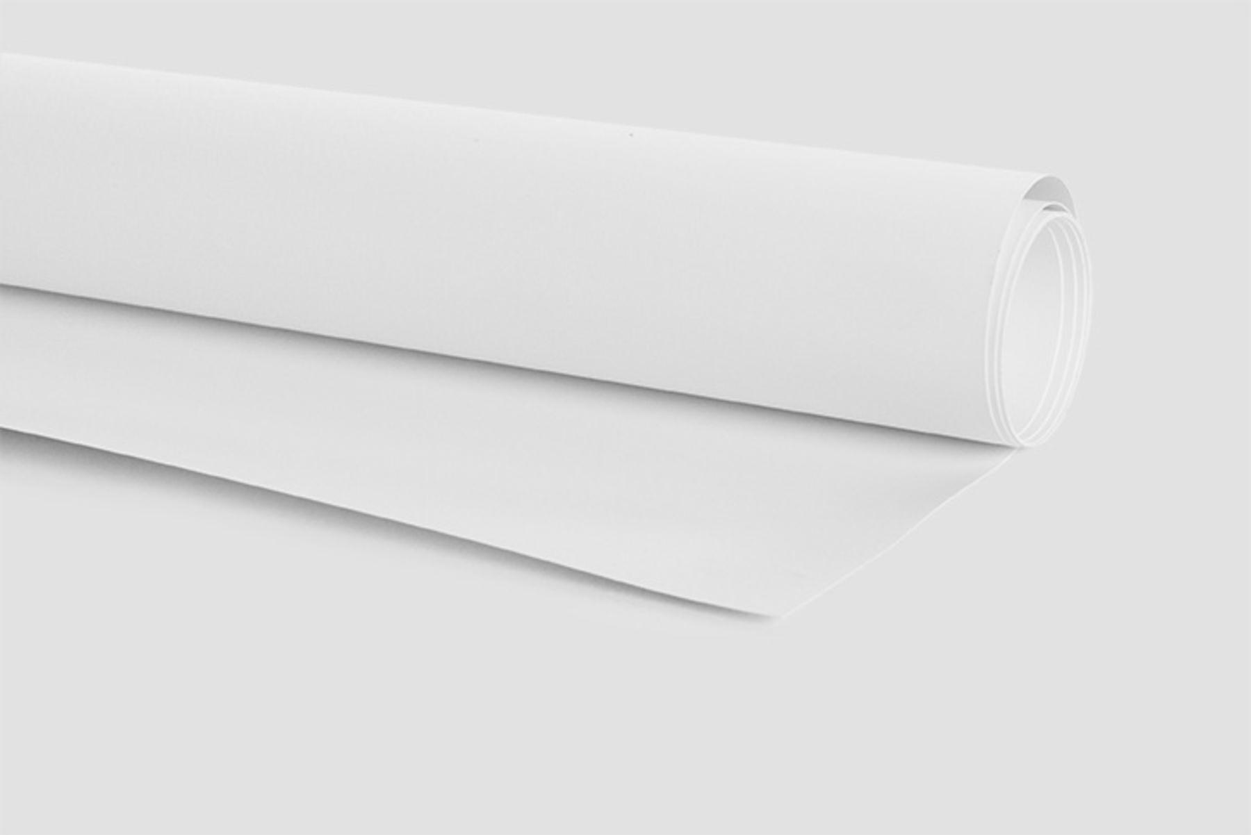 Fondo de vinilo blanco para lastolite cubelite de 90cm lavable for Vinilo blanco pared