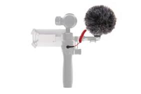 Micrófono Rode hipercardioide para DJI Osmo