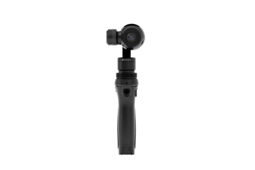 DJI Osmo vista frontal