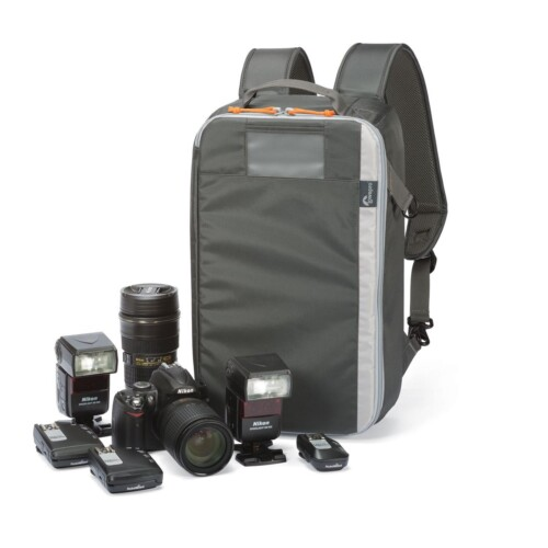 Equipo ejemplo con mochila interior