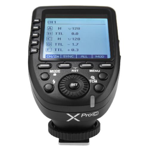 Botonera Godox XPro Nikon
