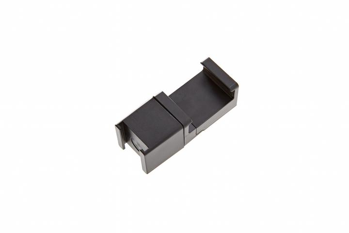 Detalle soporte montaje micro a Osmo
