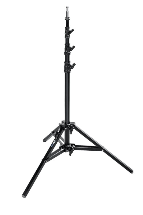 Avenger Baby Stand 25 negro de aluminio