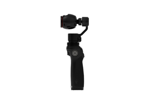DJI Osmo vista lateral