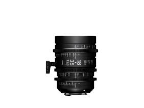 Objetivo Sigma 18-35mm T2 cine montura PL