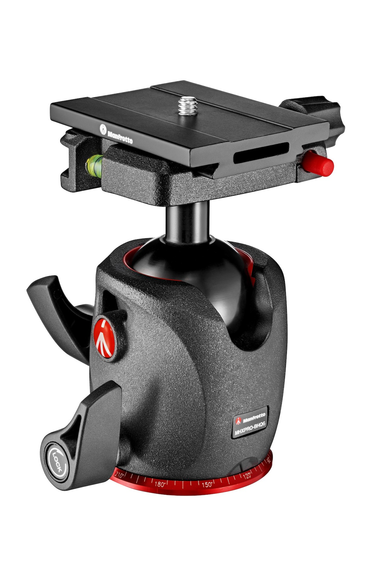 Rótula de bola Manfrotto X-Pro Top Lock
