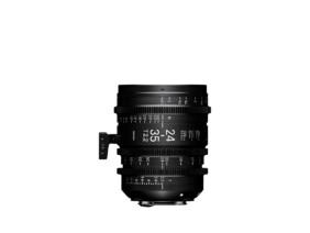 Objetivo Sigma 24-35mm T2.2 FF para cine montura Canon EF
