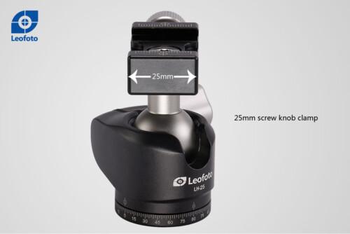 Cabezal rótula Leofoto LH-25