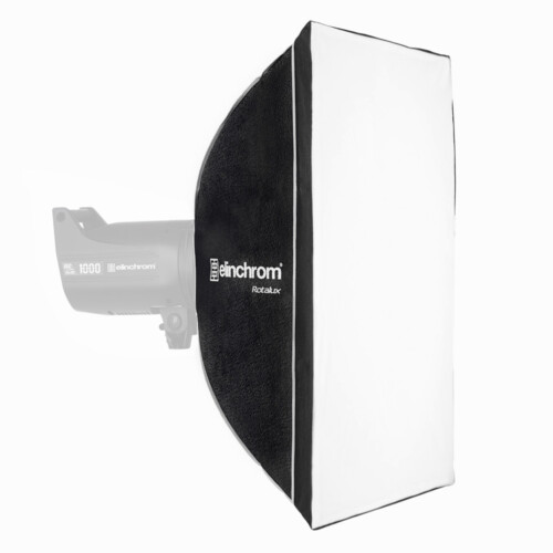 Elinchrom Rotalux Squarebox 70 cm con doble difusor
