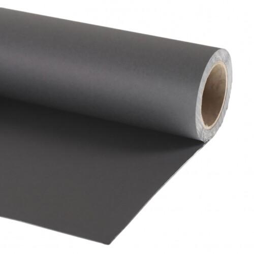 Fondo gris oscuro Graphite Lastolite 2.75 x 11 m de papel