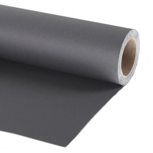 Fondo gris oscuro Shadow Grey Lastolite 2.75 x 11 m de papel
