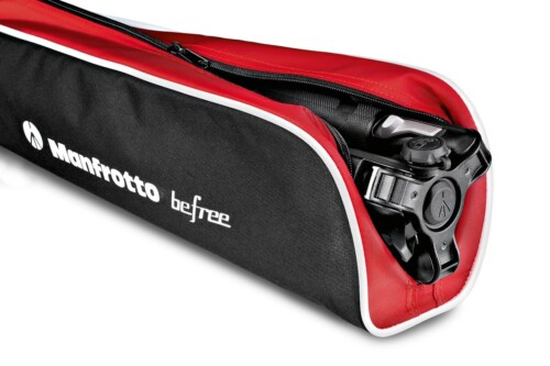 Manfrotto Befree Advanced en bolsa