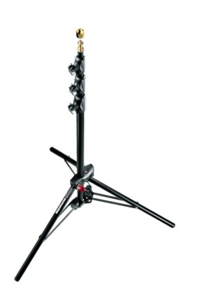 Pie de estudio Manfrotto 1051BAC con aire