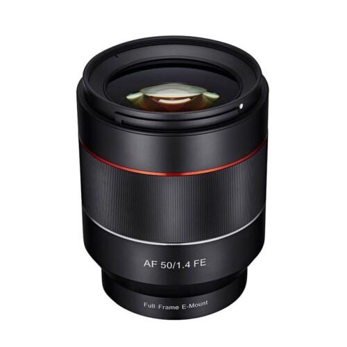 Samyang FE 50mm F1.4 para Sony E