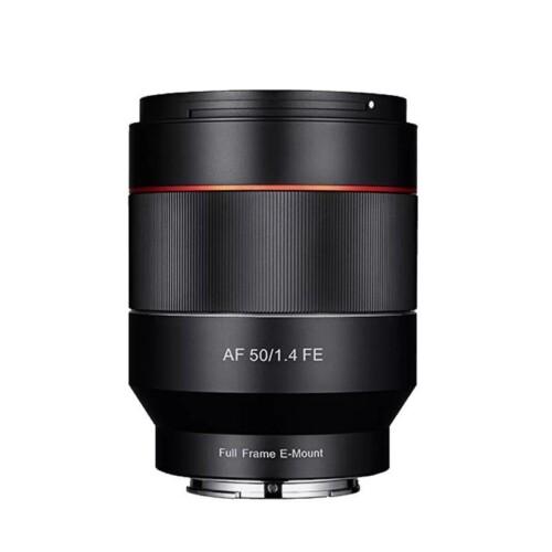 Samyang AF 50 mm F1.4 AS IF UMC para Sony E full frame
