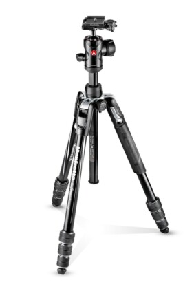 Trípode Manfrotto Befree Advanced Twist Lock y rótula de bola