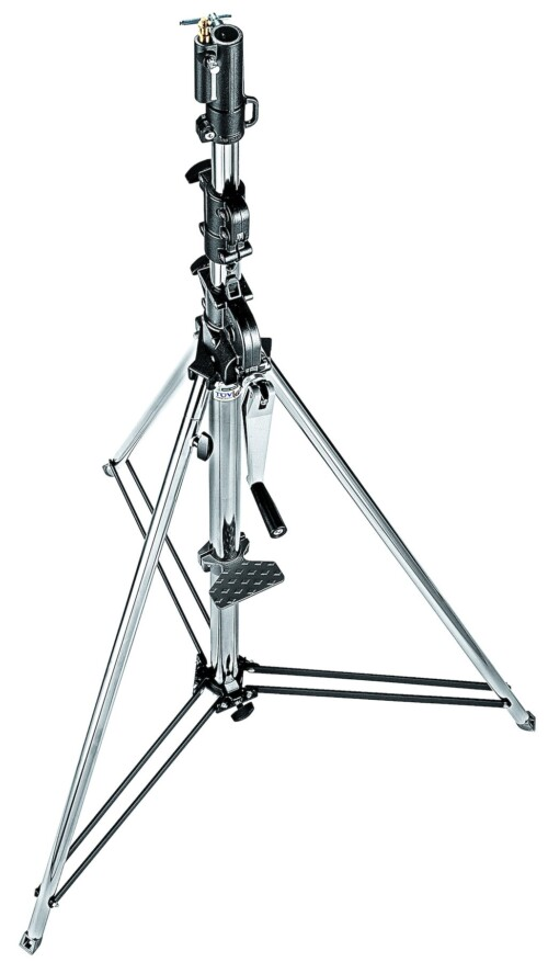 Pie de estudio Manfrotto Wind Up 087NW