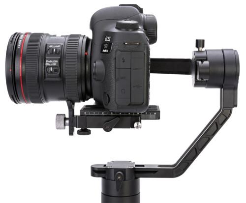 Zhiyun Crane 2 con Canon 5D MK-IV