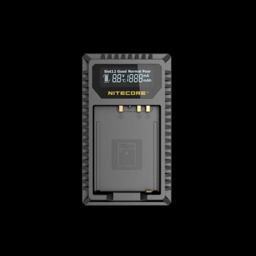 Cargador inteligente Nitecore Fuji FX1