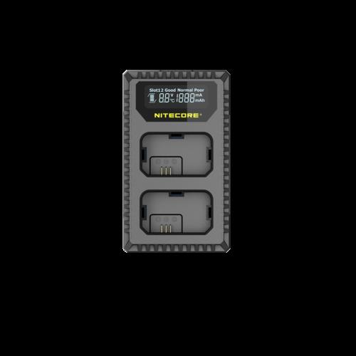 Cargador inteligente nitecore USN1 para Sony